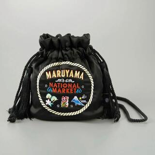 ケイタマルヤマ(KEITA MARUYAMA TOKYO PARIS)の〈新品未使用〉ケイタマルヤマ GU コラボ 斜め掛けバッグ(ショルダーバッグ)