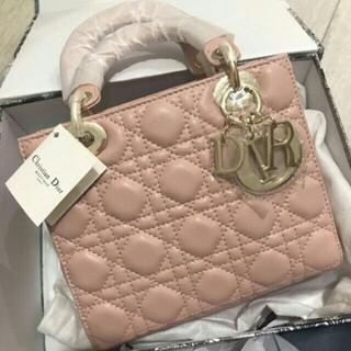 Dior - レディーディオール ハンドバッグ