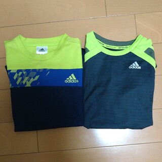 adidas - アディダスTシャツ140cm