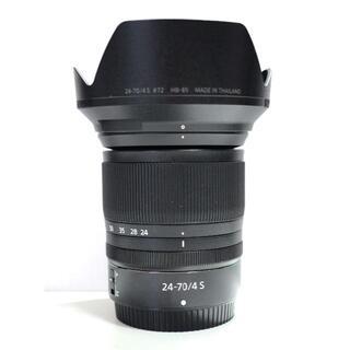 Nikon - 【美品】NIKKOR Z 24-70mm f/4 S
