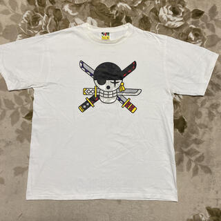 A BATHING APE - APE BAPE STA KAWS ONE PIECE ワンピース Tシャツ
