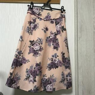 トッコ(tocco)のtocco スカート(ひざ丈スカート)