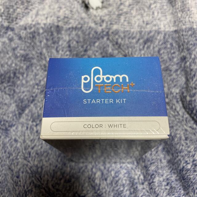 PloomTECH(プルームテック)の新品未使用 未開封 プルーム・テック プラス スターターキット メンズのファッション小物(タバコグッズ)の商品写真