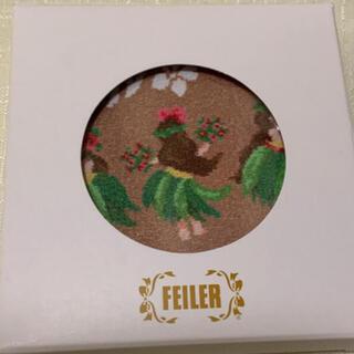 フェイラー(FEILER)のフェイラーノベルティ《マナマナ》非売品   コンパクトミラー(終了)(ミラー)