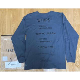 W)taps - WTAPS SPOT CIRCA ロンT ダブルタップス ネイバーフッド