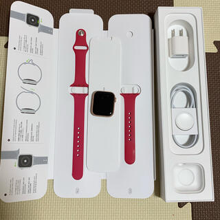 Apple Watch - Apple Watch series5 40mm 中古