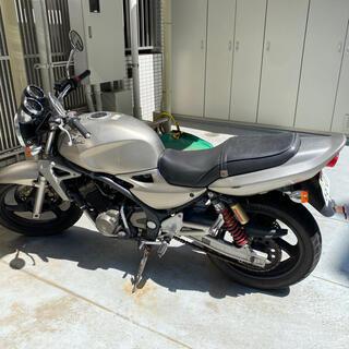 バリオス2 250cc