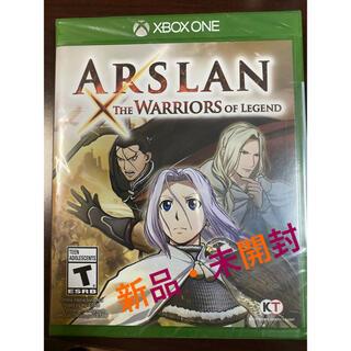 エックスボックス(Xbox)の(新品)XBOX ONE/ARSLAN:Warriors of Legend(家庭用ゲームソフト)