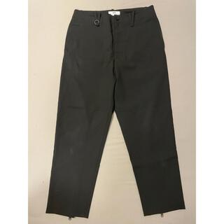 Jil Sander - OAMC 名作 zip clopped slacks ブラック 31