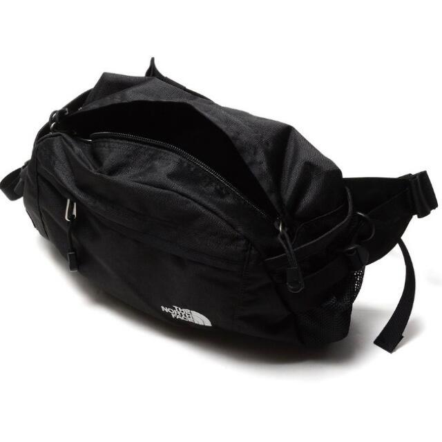THE NORTH FACE(ザノースフェイス)のTHE NORTH FACE  ノースフェイス クラシックカンガ 黒 新品タグ付 レディースのバッグ(ボディバッグ/ウエストポーチ)の商品写真