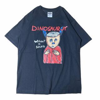 【希少】DINOSAUR Jr ダイナソージュニア 肩51身55袖23着74