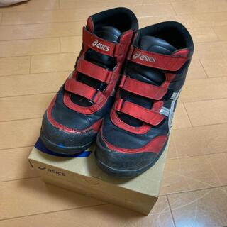 アシックス(asics)のアシックス安全靴 25.5㎝(スニーカー)