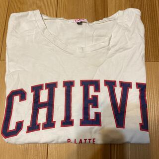 ピンクラテ(PINK-latte)のTシャツ(Tシャツ(半袖/袖なし))