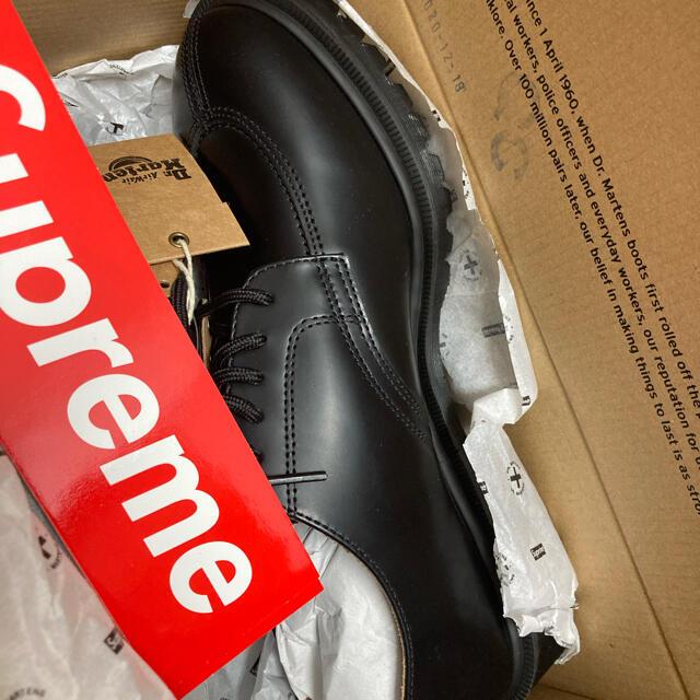 Supreme(シュプリーム)のSupreme×Dr. Martens Split Toe 5-Eye Shoe メンズの靴/シューズ(ドレス/ビジネス)の商品写真