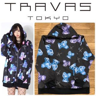 TRAVAS TOKYO トラヴァストーキョー◼️完売品◼️ クマ パーカー