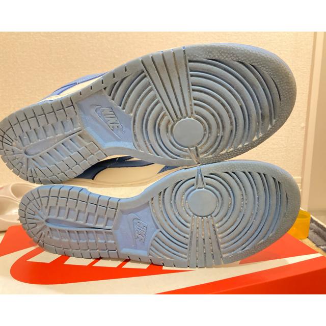 NIKE(ナイキ)のNIKE W DUNK LOW Coast ダンク ロー コースト メンズの靴/シューズ(スニーカー)の商品写真