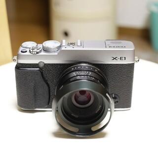 富士フイルム - FUJIFILM X-E1 & PERGEAR 25mm f1.8