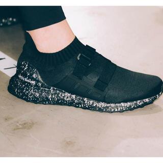 HYKE - adidas by HYKE ウルトラブースト コアブラック 24.0cm