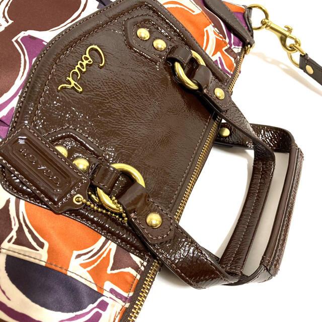 COACH(コーチ)の【正規品】美品✨COACH コーチ 2wayバッグ レディースのバッグ(ショルダーバッグ)の商品写真