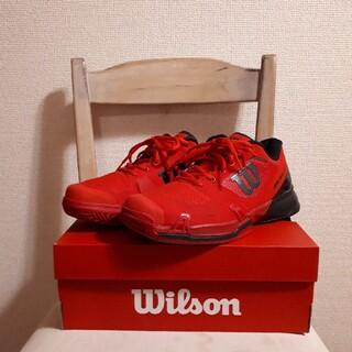 ウィルソン(wilson)のウィルソン テニスシューズ ラッシュプロ(シューズ)