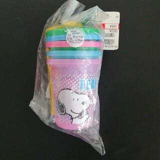 スヌーピー(SNOOPY)の日本製 コップ ストロー(マグカップ)