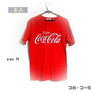 コカ・コーラ - 美品 コカ・コーラ コカ・コーラシャツ Mサイズ メンズシャツ