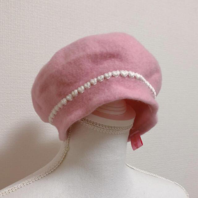 Angelic Pretty(アンジェリックプリティー)のAngelic Pretty ベレー帽 レディースの帽子(ハンチング/ベレー帽)の商品写真