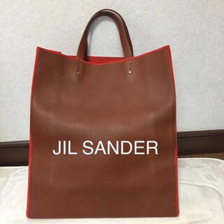 ジルサンダー(Jil Sander)のJIL SANDERのトートバッグ(トートバッグ)