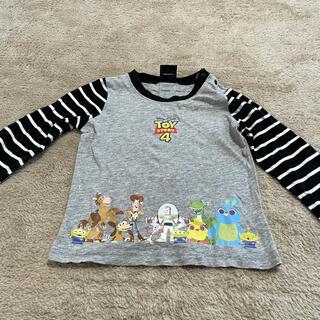 Disney - トイストーリー ロンT 長袖 90