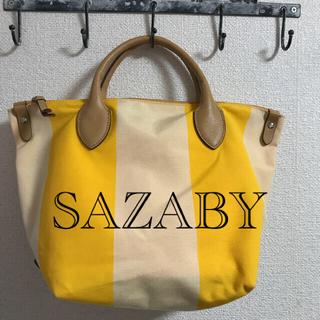 SAZABY - サザビー SAZABY トートバック