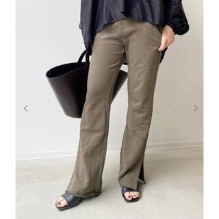 L'Appartement DEUXIEME CLASSE - lappartement GOOD GRIEF Sweat Pants ブラウン