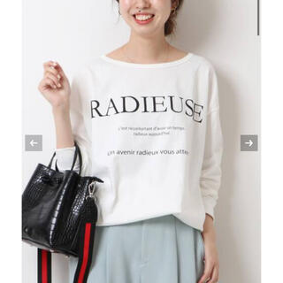 Spick and Span - Spick and Span 新品★RADIEUSE ロゴロングT★