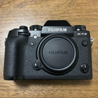 富士フイルム - 美品 FUJIFILM X-T2 ミラーレス一眼 ボディ