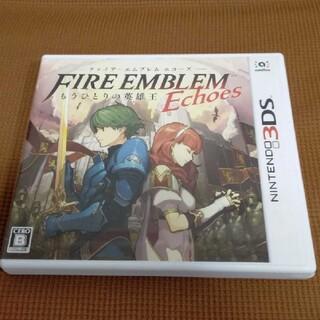 ファイアーエムブレム Echoes エコーズ 3DS(携帯用ゲームソフト)