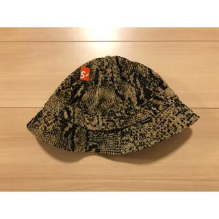 シュプリーム(Supreme)のシュプリーム Snakeskin Corduroy Bell Hat M/L(ハット)