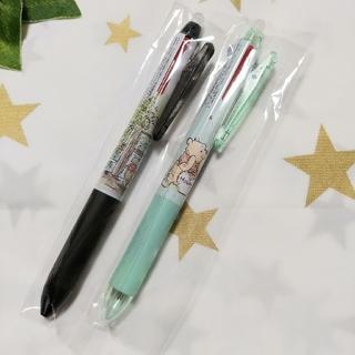 プーさん フリクションボールペン3スリム フリクションボールペン 3色ボールペン