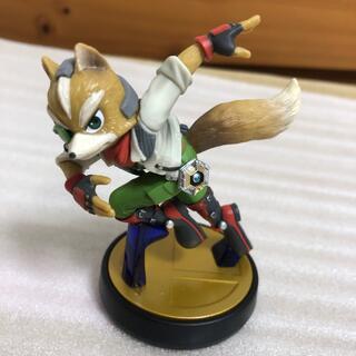 Nintendo Switch - アミーボ(フォックス☆大乱闘スマッシュブラザーズ)