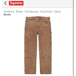 Supreme - 【21SS】Supreme double knee corduroy pant