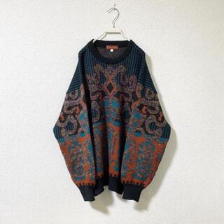 Needles - used pattern big knit ニット