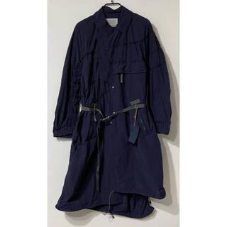 kolor - 求)kolor 19ss コート カラー