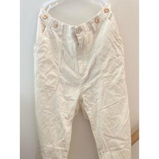 nest Robe - 【美品】ネストローブ nest robe  日本製 綿 パンツ オフホワイト