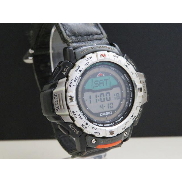 CASIO(カシオ)のCASIO PRO TREK PRT-35 多機能 プロトレック メンズの時計(腕時計(デジタル))の商品写真