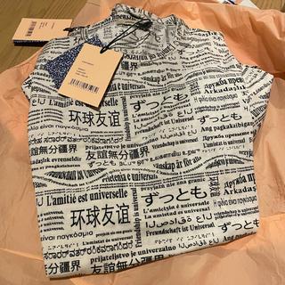エディットフォールル(EDIT.FOR LULU)のpaloma wool friendship カットソー(Tシャツ(長袖/七分))