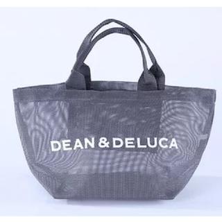 DEAN & DELUCA - DEAN&DELUCA  メッシュトート グレー S
