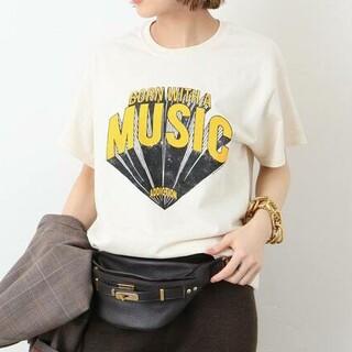 DEUXIEME CLASSE - 新品 【NEWTONE / ニュートーン】 MUSIC Tシャツ