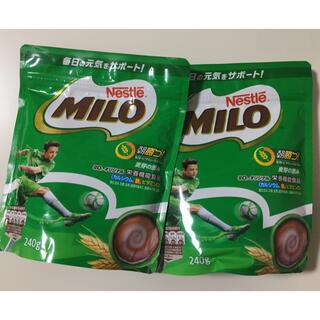 Nestle - MILO ミロ 240g×2個セット