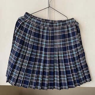 LIZ LISA - スクール ♡制服 チェック スカート♡ ブルー