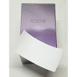 IQOS - ★IQOS3 DUO アイコス デュオ プリズムモデル 未開封新品