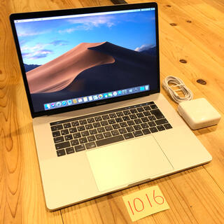 Mac (Apple) - メモリ32GB SSD1TB MacBook pro 15インチ 2018