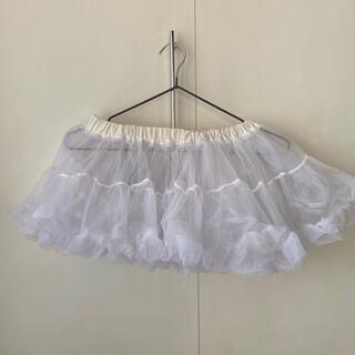 ボディライン(BODYLINE)のパニエ ♡ボリューム満点♡ ホワイト(衣装)